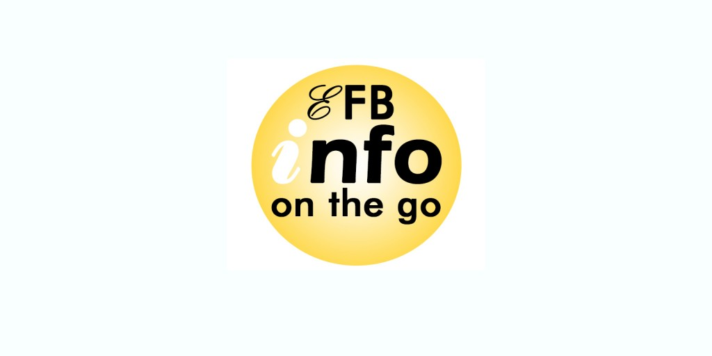 The All New EFB Info On The Go Coming Soon