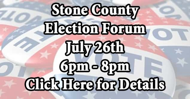 Stone Co. Election