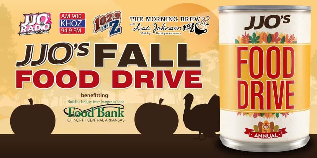 Fall Food Drive 2017