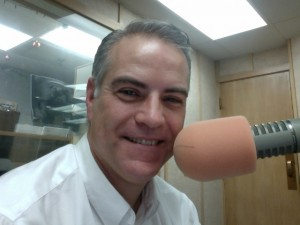 Mike Austin in studio 12-26-12