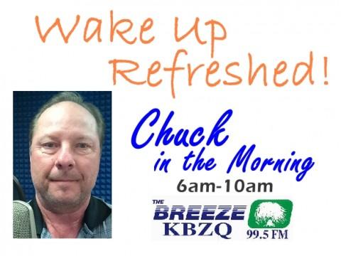 CHUCK MORNINGS 10-24-16