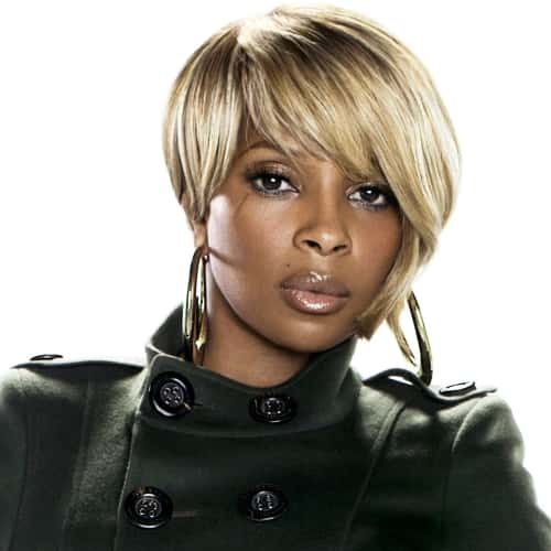 Mary J. Blige earned a 1 million dollar salary - leaving the net worth at 10 million in 2017