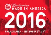 Made In America 2016 On September 3rd & 4th