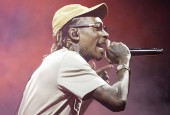 Concert Goers Sue Snoop + Wiz After Rail Collapse