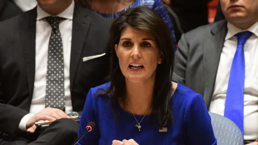 United States Withdraws From U.N. Human Rights Council