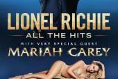 Lionel Richie & Mariah Carey At Wells Fargo Center 3/18