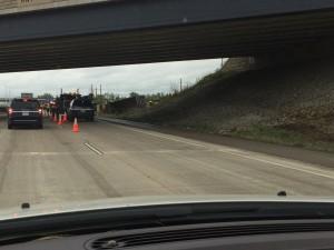9-7-16 traffic crash slows traffic on interstate 41 in oshkosh   95