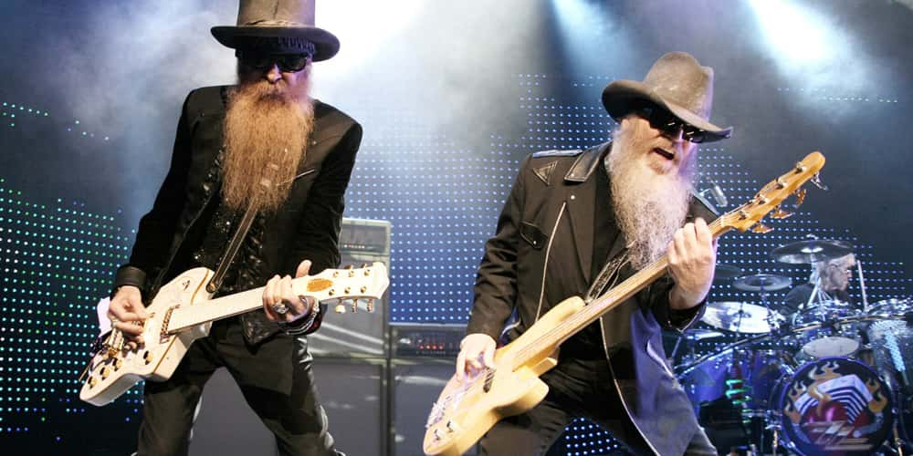 ZZ Top Live at the Municipal