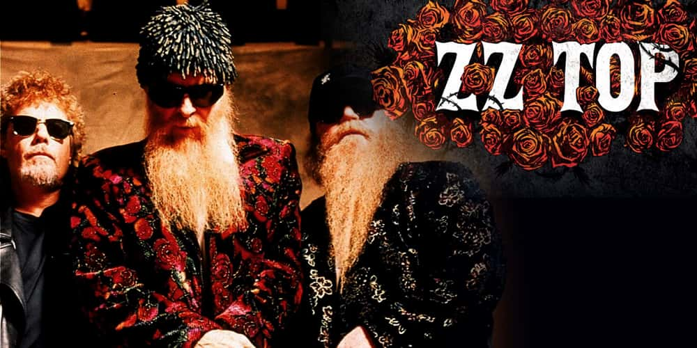 ZZ Top Has Been Rescheduled for October 2016