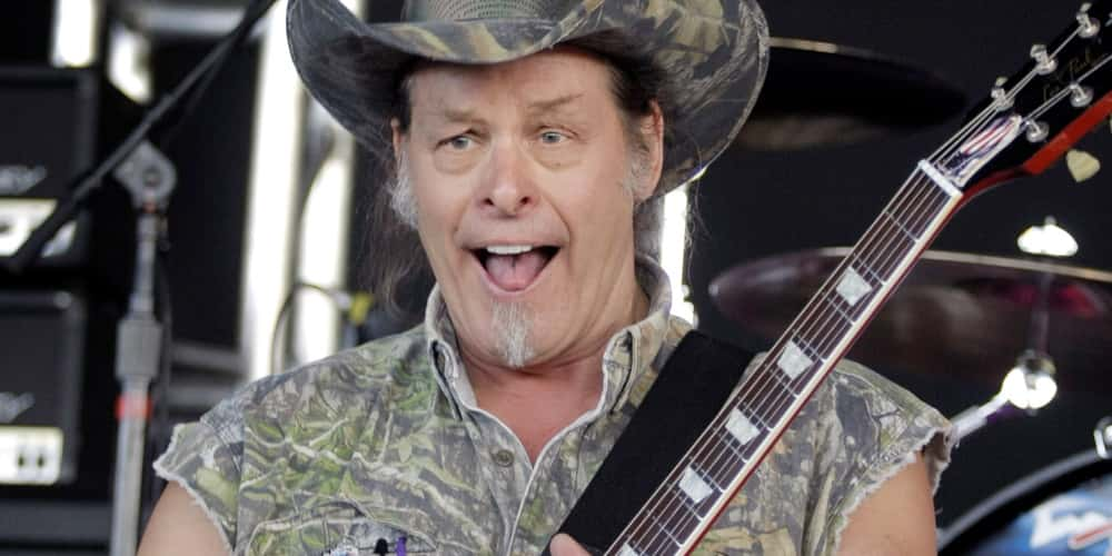 Ted Nugent @ Silver Star Stage - July 26th