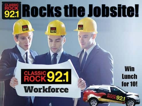 Rock The Jobsite!