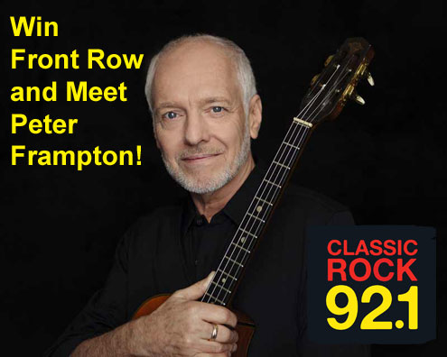 Peter Frampton--Meet and Greet