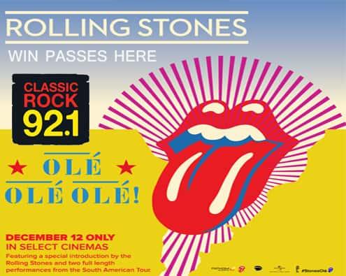 Ole! Ole! Ole! - The Rolling Stones