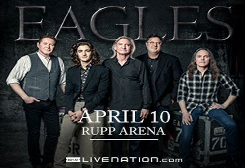 Win EAGLES Tickets