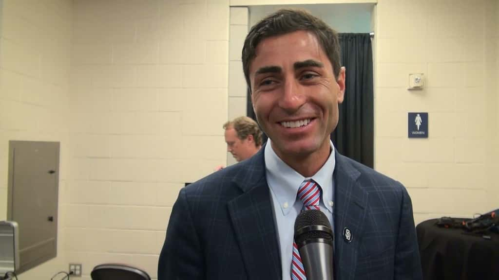 AJ Preller by Marty  Caswell