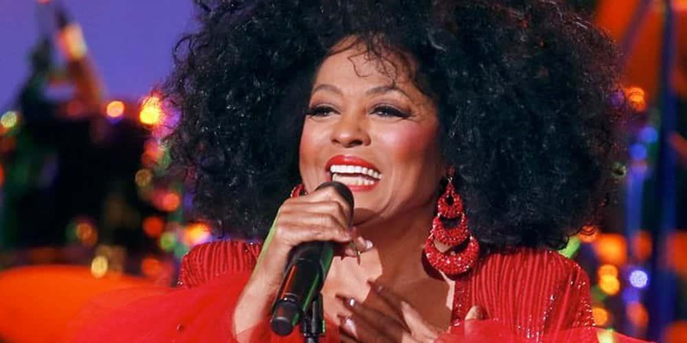 Diana Ross Live!