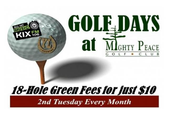 Mighty Peace Golf Days