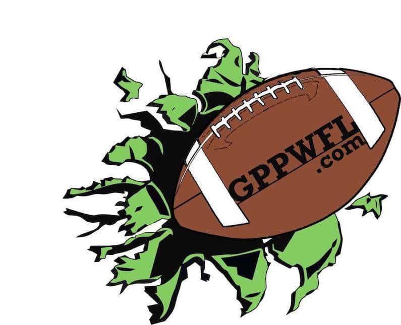 Pee Wee League Football Clip Art