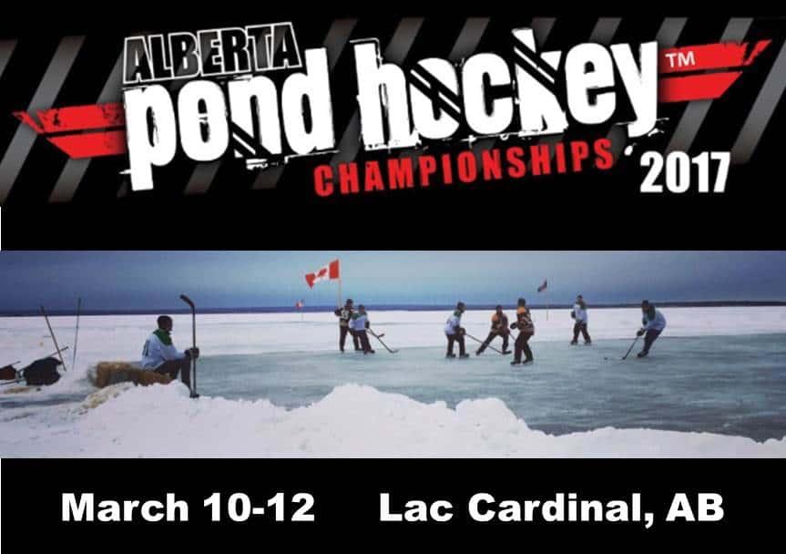 Pond Hockey Flipper 2016