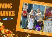 Giving Thanks- Pngs Slide