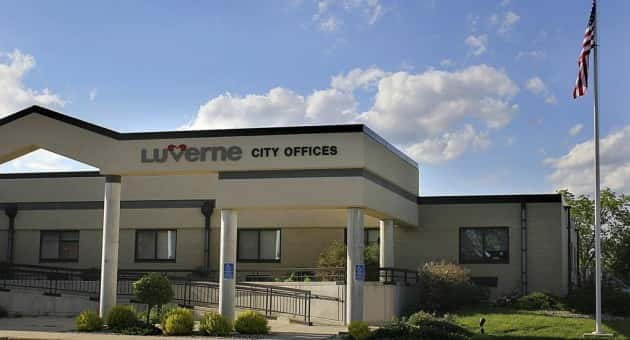 Luverne City Council