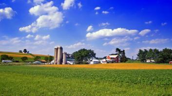 Farm South Dakota