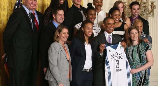 lynx obama white house