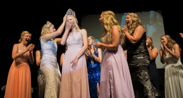 2016 princess kay of the milky way