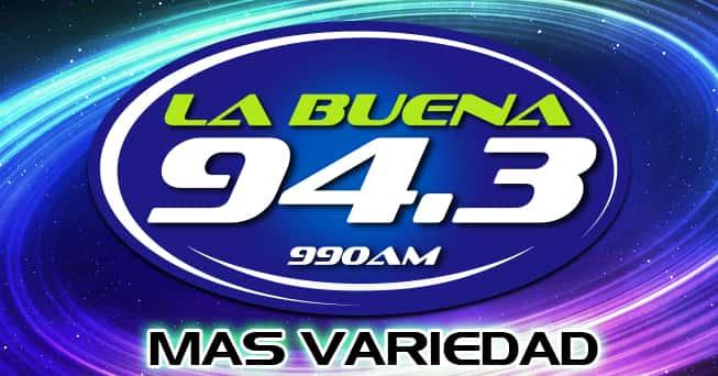 Mas Variedad 94.3FM y 990AM