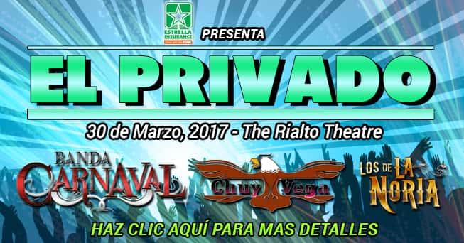 El Privado - 30 de Marzo