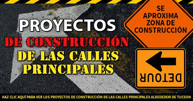 Major Road Construction Projects