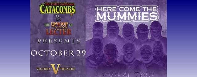 Here Come the Mummies 640x250