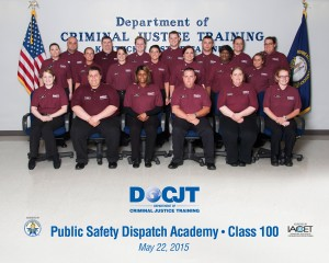 Dispatch Class 100 with words