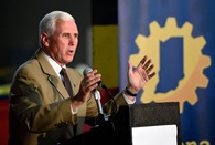 Mike Pence asks for disaster declarations