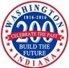 Washington Bicentennial Seal 200