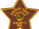 Daviess County Sheriff Patch