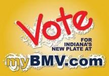 bmv vote for plate