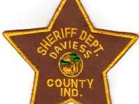 Daviess County Sheriff Patch