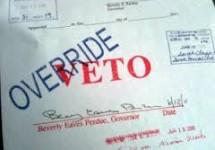 veto overide
