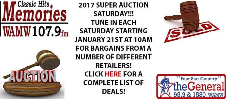 WAMW Auction