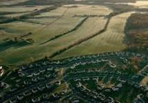 residential sprawl