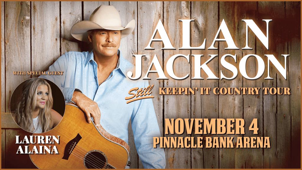 Alan Jackson Concert