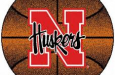 Nebraska basketball logo