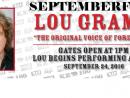 Lou Gramm Ticket