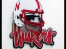 Nebraska football helmet logo