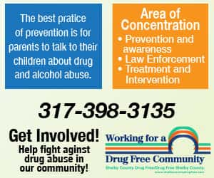 Shelby County Drug Free