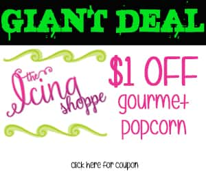 The Icing Shoppe deal