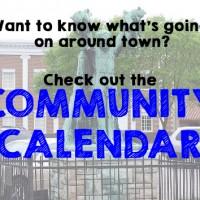 Community Events flipper