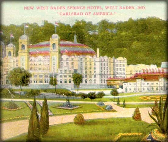 Indiana west french lick motels baden