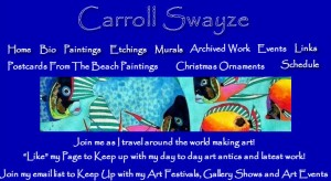 carroll swayze website
